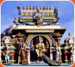 south india temple