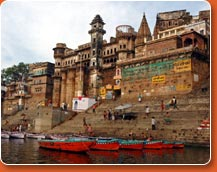 varanasi - attractions during north india classical tour packages